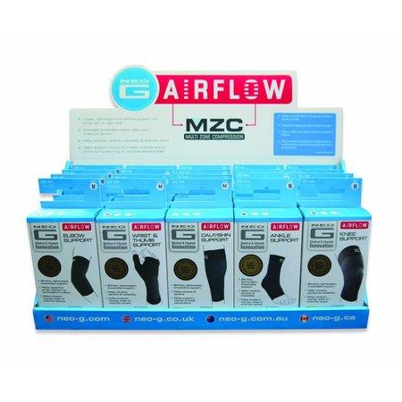 Airflow display