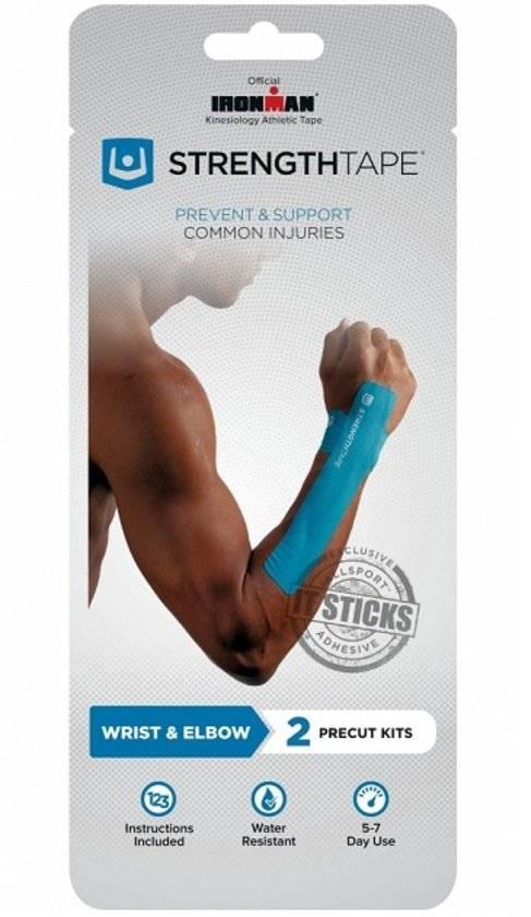 StrengthTape Mini Kit elleboog + pols