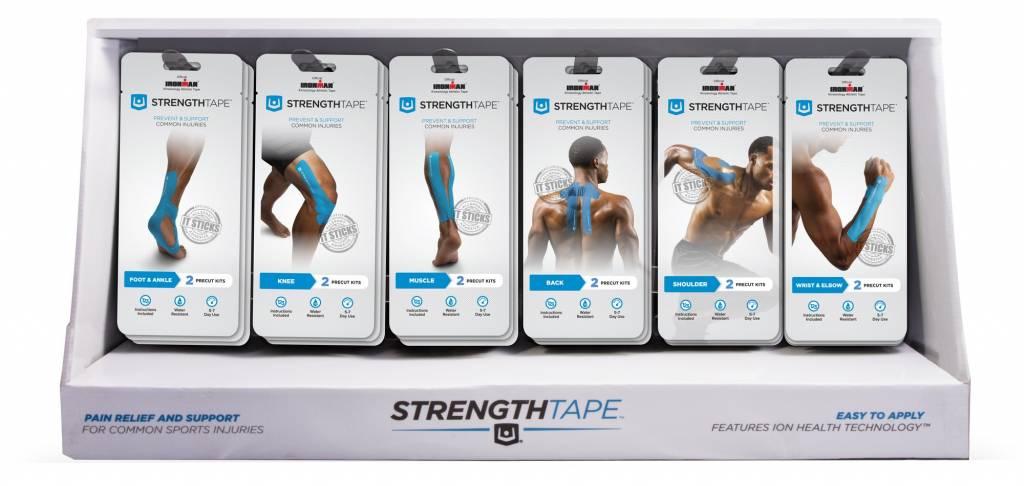StrengthTape Display Mini Kits