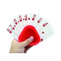 Kaartenhouders - 4 stuks