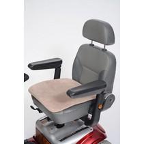 Mobility fleece zitting - rolstoel en scootmobiel