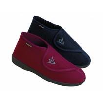 Dunlop Pantoffels Albert - heren-  Blauw / Bruin - maat 40 tot 46