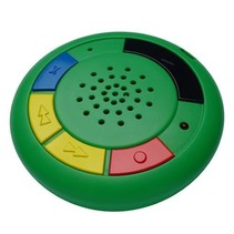 Multi-Memo voicerecorder 6 minuten, 3 x AG13/LR44