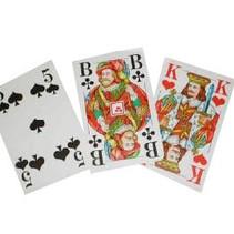 Senioren Romme 2 sets speelkaarten