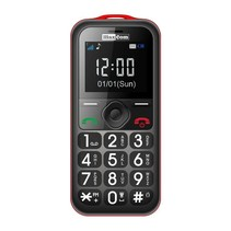 MaxCom MM 560 mobiele telefoon kleur groen