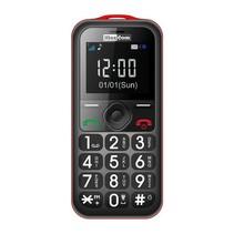 MaxCom MM 560 mobiele telefoon - nood  oproepfunctie - kleur groen / grijs