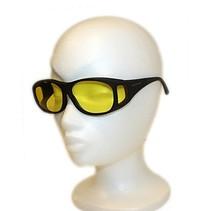 Cocoons zonnebril geel 82% - Verschillende maten