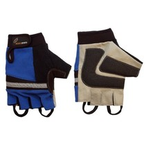 RevaraSports Rolstoel handschoenen - Blauw - maten  XS / S / M / L / XL /XXL