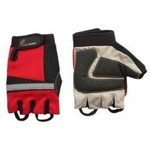 RevaraSports Rolstoel handschoenen Rood - Verschillende maten