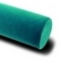 Elsa vlokkenrol 50cm breed doorsnee 16cm groen - Verschillende kleuren