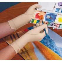 Norco oedeemhandschoen hele vinger over de pols - Verschillende maten voor rechts en links