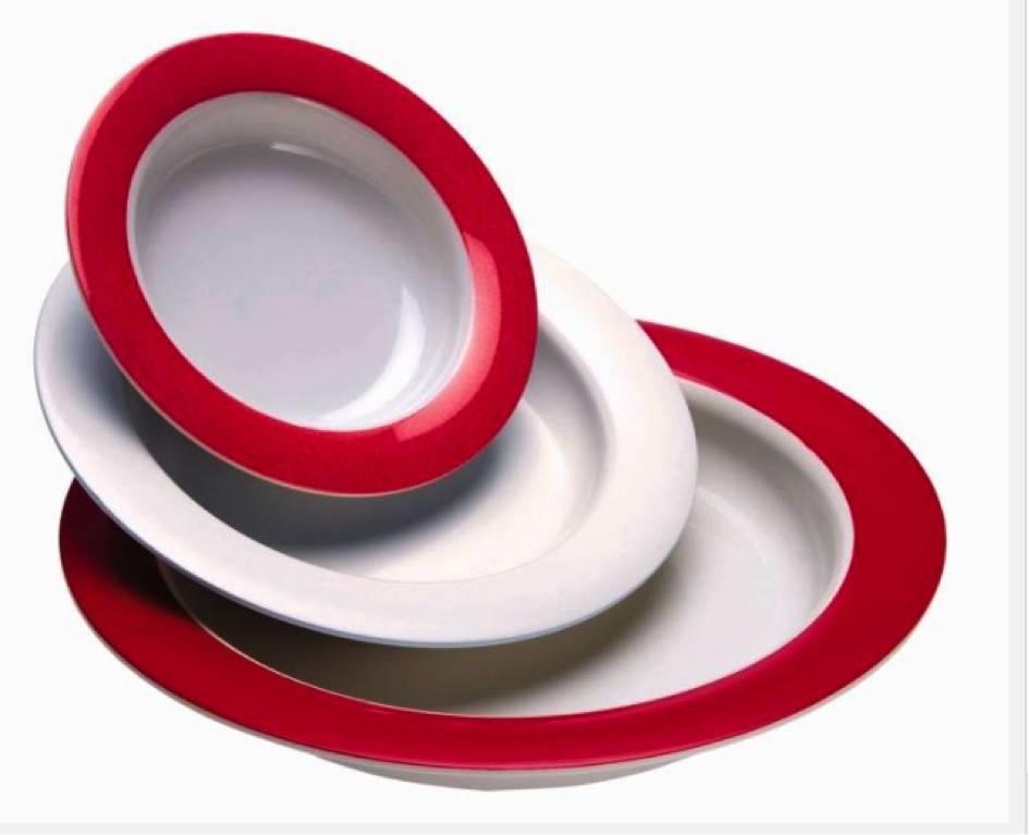 Ornamin bord  - Verschillende kleuren  en afmetingen