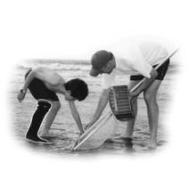 Beschermhoes Sealskinz Kind -  Kous tot boven de knie - Verschillende maten