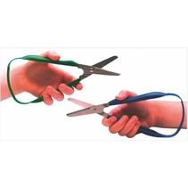 Lusschaar - zelfopenend - Rechts - / Linkshandig