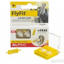 FlyFit oordopjes  - Per 1 paar / Display 6 paar