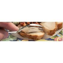 Knork - voedsel snijden als een mes