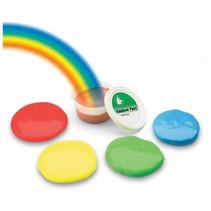 Rainbow Putty  - train knijpkracht, spier- en peesbeweging - 20 verschillende kleuren / weerstanden