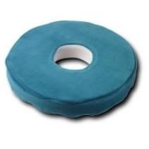 Elsa oorkussen -  groen / kobalt blauw