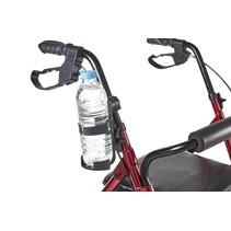 Bekerhouder zwart - rolstoel of rollator