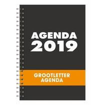 Grootletter agenda 2019