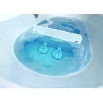 Mobeli® Badwandverkorter - 2 zuignappen