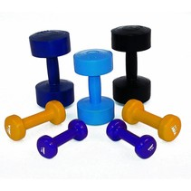 Gewichthalters - 1 kg / 2 kg - 2 stuks