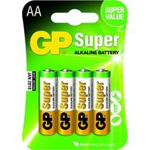 GP AA batterijen - 4 stuks / multipack  8 stuks