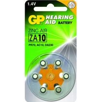 GP Zink Air hoorapparaat batterijen - ZA675 /ZA312 / ZA13 / ZA10