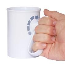 Handsteady drinkbeker - draaibaar handvat - tremoren