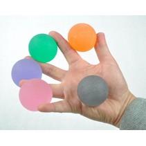 Handtrainer gelballen - Verschillend weerstandsvermogen