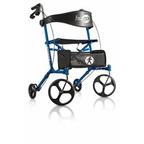 Hugo Sidekick Rollator - blauw of oranje