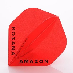 Amazon 100 Transparant Red