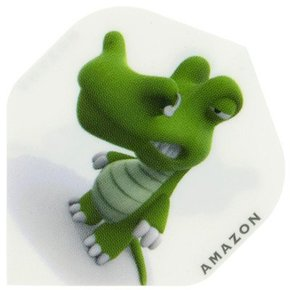Amazon Cartoon Crocodile