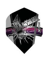 Andy Hamilton flights 'The Hammer'