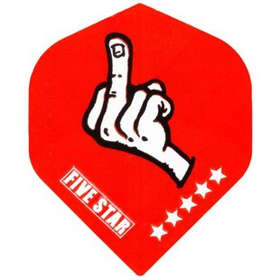 Bull's Five Star - Middle Finger