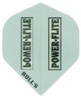 Bull's Powerflite Transparent Zilver