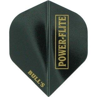 Bull's Powerflite Zwart Goud