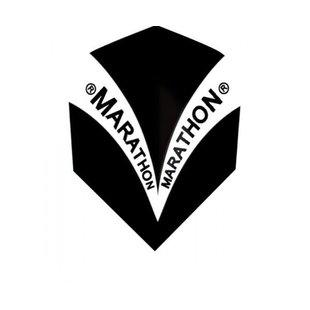 Harrows Marathon Solid Black