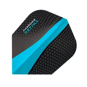 Harrows Retina Aqua Blue