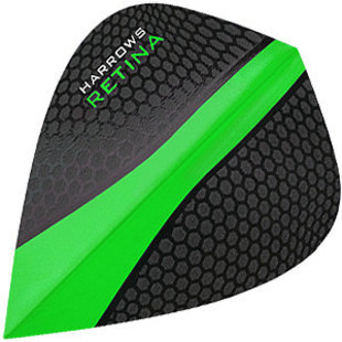 Harrows Retina Green Kite