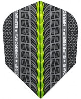 Harrows Supergrip Green