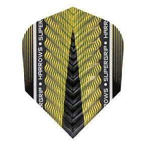 Harrows Supergrip X Yellow