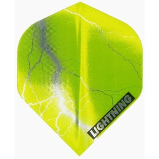 McKicks Metallic Lightning Flight Geel