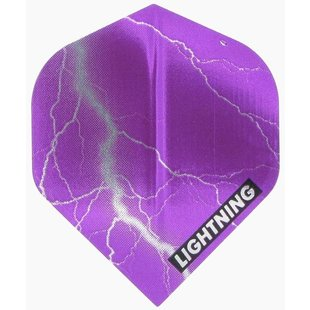 McKicks Metallic Lightning Flight Paars