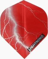 McKicks Metallic Lightning Flight Rood