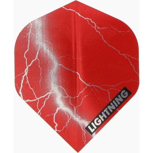 McKicks Metallic Lightning Flight Rood