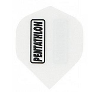Pentathlon - Solid White