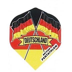 Pentathlon Duitsland Flight