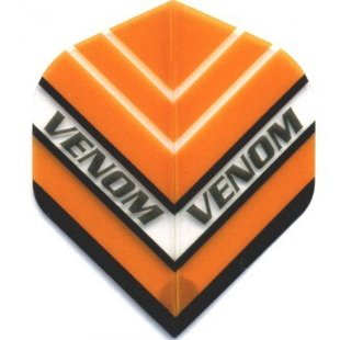 Ruthless Venom Transparant Orange