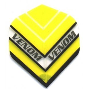 Ruthless Venom Transparant Yellow